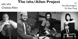 The Ade Ishs Allen Project