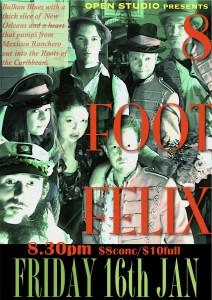8 foot felix