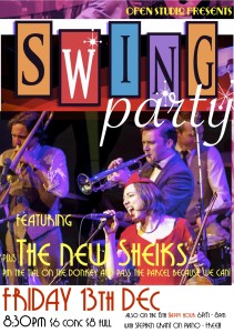 swing poster **