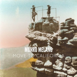 Move to California - single artwork